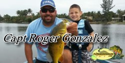 Capt Roger Gonzalez - Peacock Bass Fishing Guides