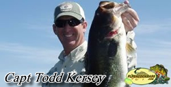 Capt Todd Kersey - Peacock Bass Fishing Guides