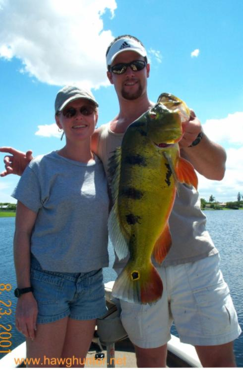 We loved peacock bass fishing peacock bass fishing in for Best bass fishing in florida